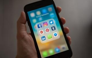 Social Media Stats for 2018