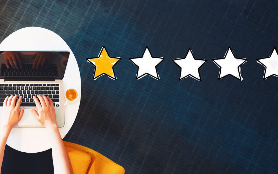 Tips on Responding to Negative Online Reviews