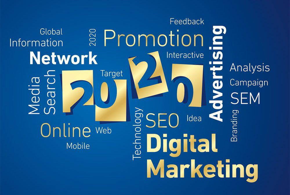 New Year, New Digital Marketing Strategy
