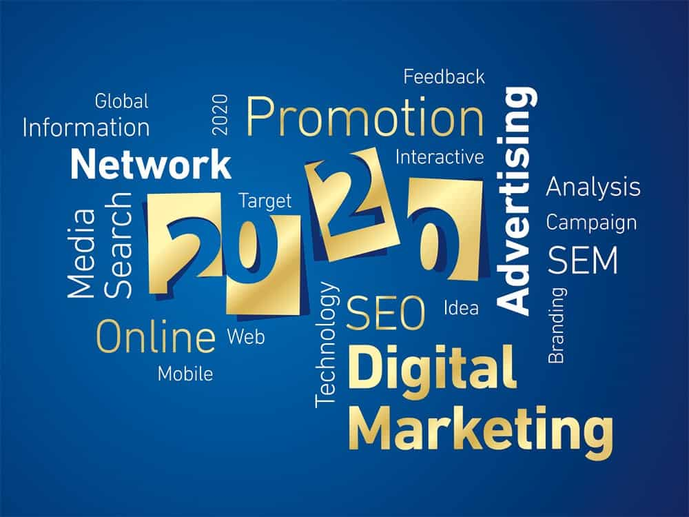 New Year, New Digital Marketing Strategy